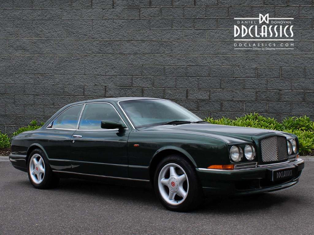 1998 Bentley Continental R Mulliner Coupe 'Jack Barclay' Lim For Sale (picture 2 of 12)