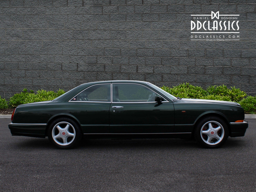 1998 Bentley Continental R Mulliner Coupe 'Jack Barclay' Lim For Sale (picture 3 of 12)