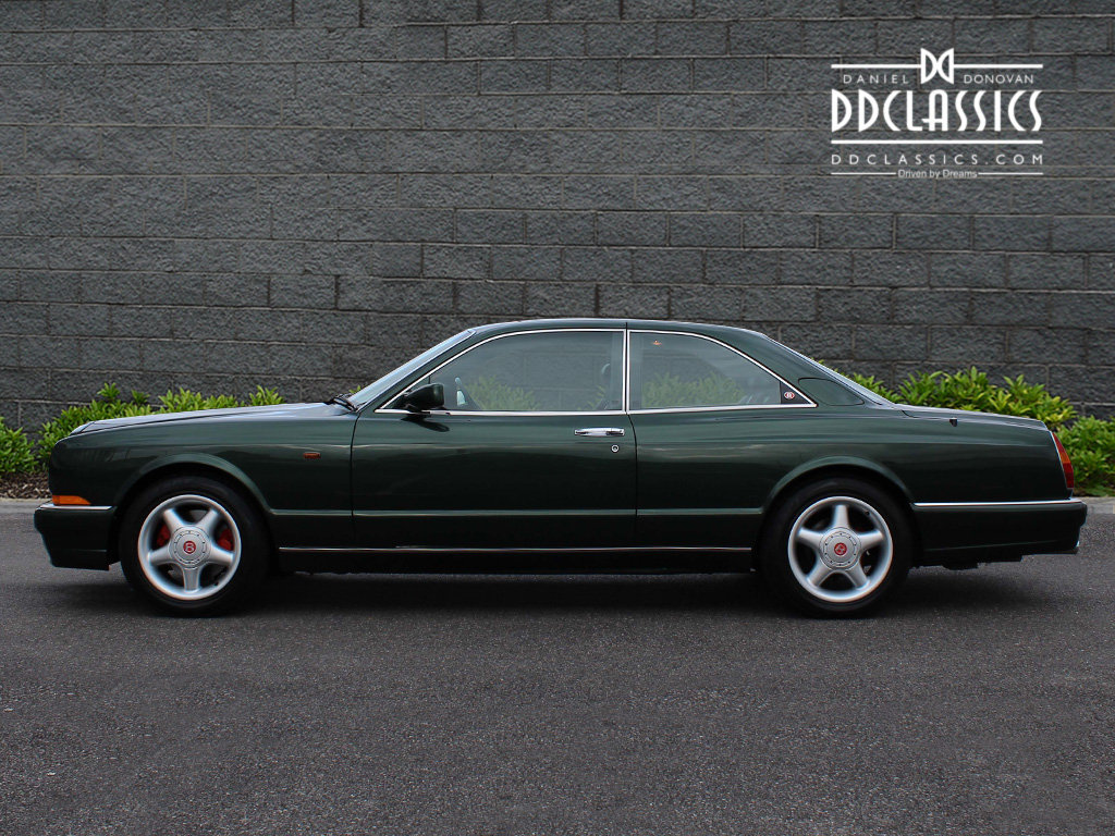 1998 Bentley Continental R Mulliner Coupe 'Jack Barclay' Lim For Sale (picture 4 of 12)