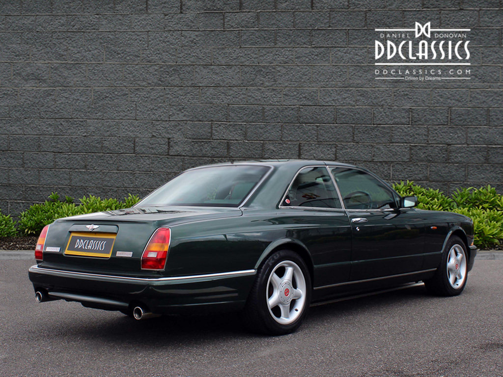 1998 Bentley Continental R Mulliner Coupe 'Jack Barclay' Lim For Sale (picture 5 of 12)