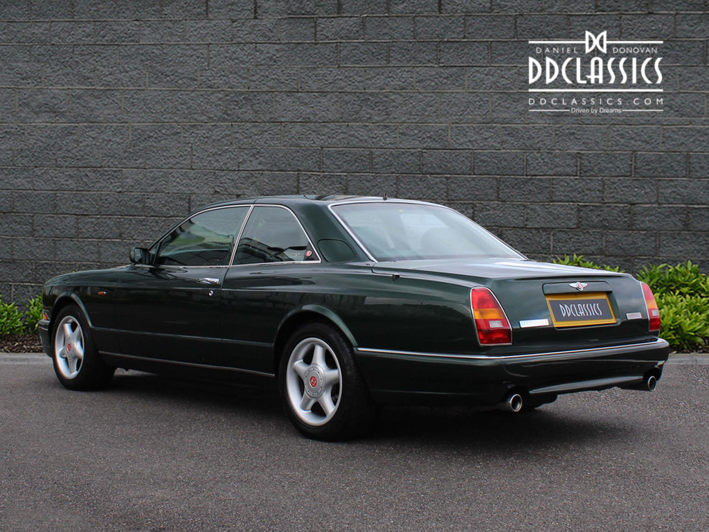 1998 Bentley Continental R Mulliner Coupe 'Jack Barclay' Lim For Sale (picture 6 of 12)