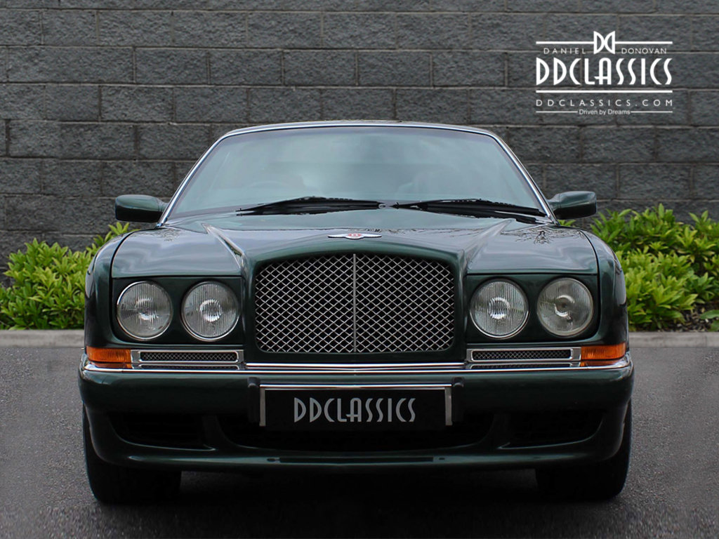 1998 Bentley Continental R Mulliner Coupe 'Jack Barclay' Lim For Sale (picture 7 of 12)