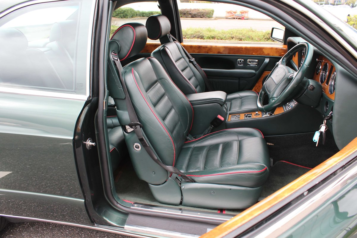 1998 Bentley Continental R Mulliner Coupe 'Jack Barclay' Lim For Sale (picture 10 of 12)