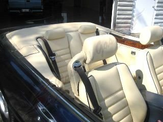 1996 Bentley Azure Convertible = clean Blue(~)Tan LHD $66.5k For Sale (picture 5 of 6)