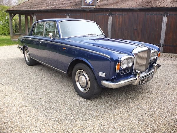 1972 Bentley T 1 Saloon For Sale Car And Classic
