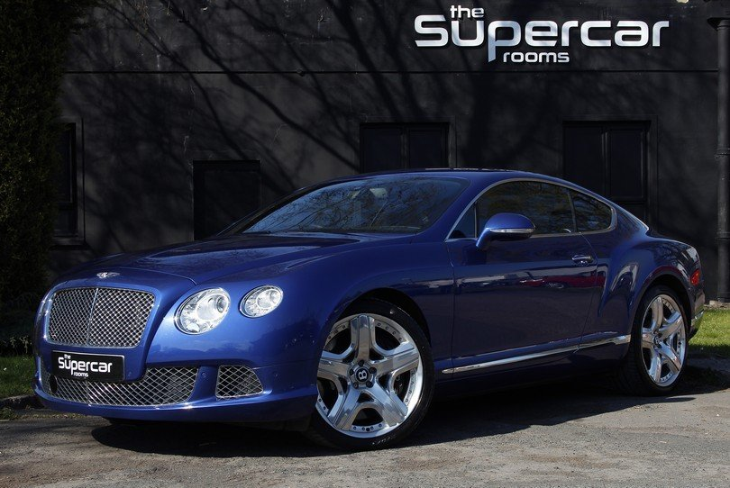 Bentley Continental GT Speed - 2012 - 19K Miles - Mulliner  For Sale (picture 1 of 6)