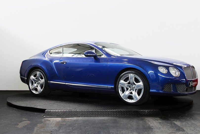 Bentley Continental GT Speed - 2012 - 19K Miles - Mulliner  For Sale (picture 2 of 6)