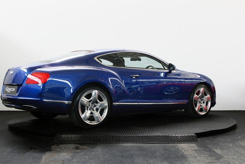 Bentley Continental GT Speed - 2012 - 19K Miles - Mulliner  For Sale (picture 3 of 6)