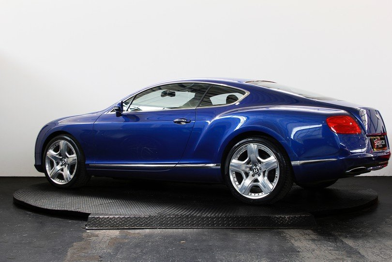 Bentley Continental GT Speed - 2012 - 19K Miles - Mulliner  For Sale (picture 4 of 6)