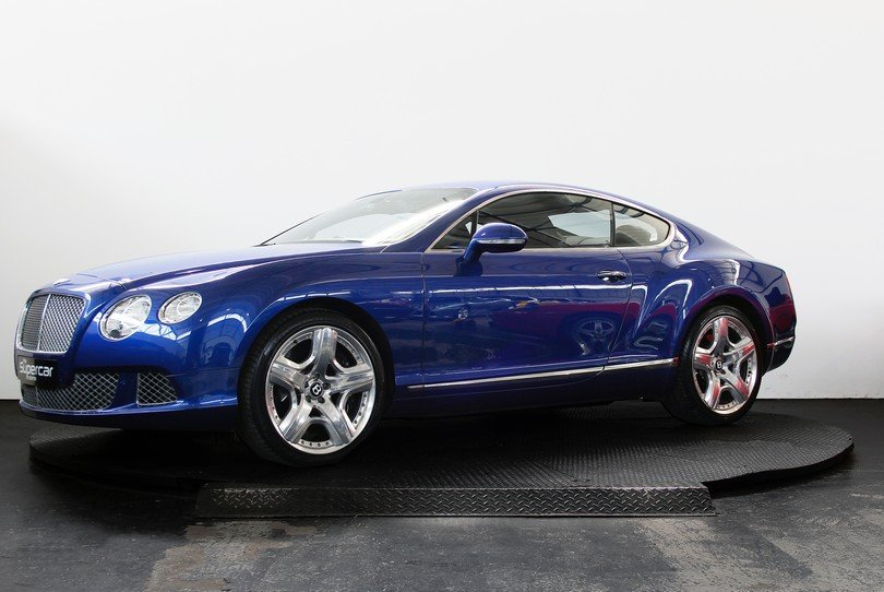 Bentley Continental GT Speed - 2012 - 19K Miles - Mulliner  For Sale (picture 5 of 6)