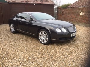 2007 Bentley Continental GT Coupe Mulliner Only 30100 Miles FBSH SOLD