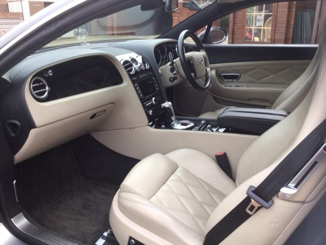 2007 Bentley Continental GT Coupe Mulliner Only 30100 Miles FBSH For Sale (picture 2 of 6)