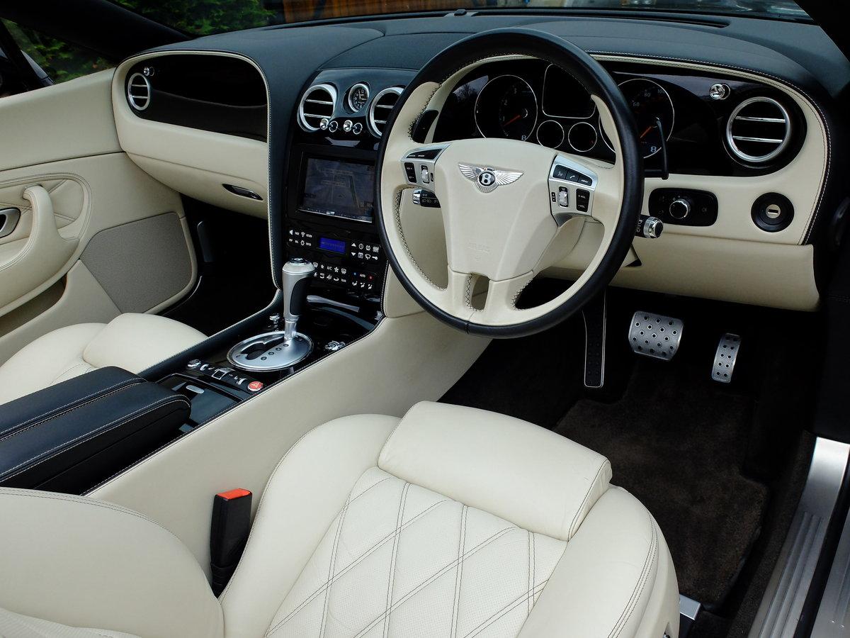 2011 BENTLEY CONTINENTAL GTC - 36K MILES - HUGE SPEC ! For Sale (picture 4 of 6)