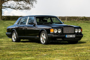 1997 Bentley Turbo RT LWB  For Sale by Auction