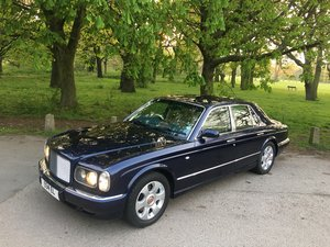 Bentley Arnage Red Label 2000/W 28,800 miles For Sale