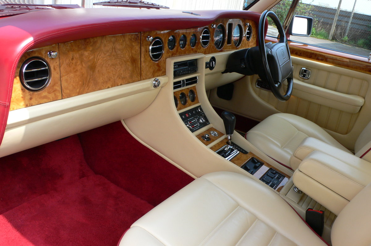 1993 Bentley Brooklands For Sale by Auction (picture 3 of 5)