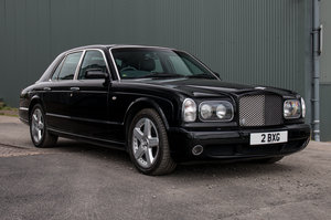 2003 Bentley Arnage T - Just 12,750 miles For Sale by Auction