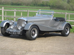 1952 Bentley MK VI Special 4.5 Litre Donington For Sale
