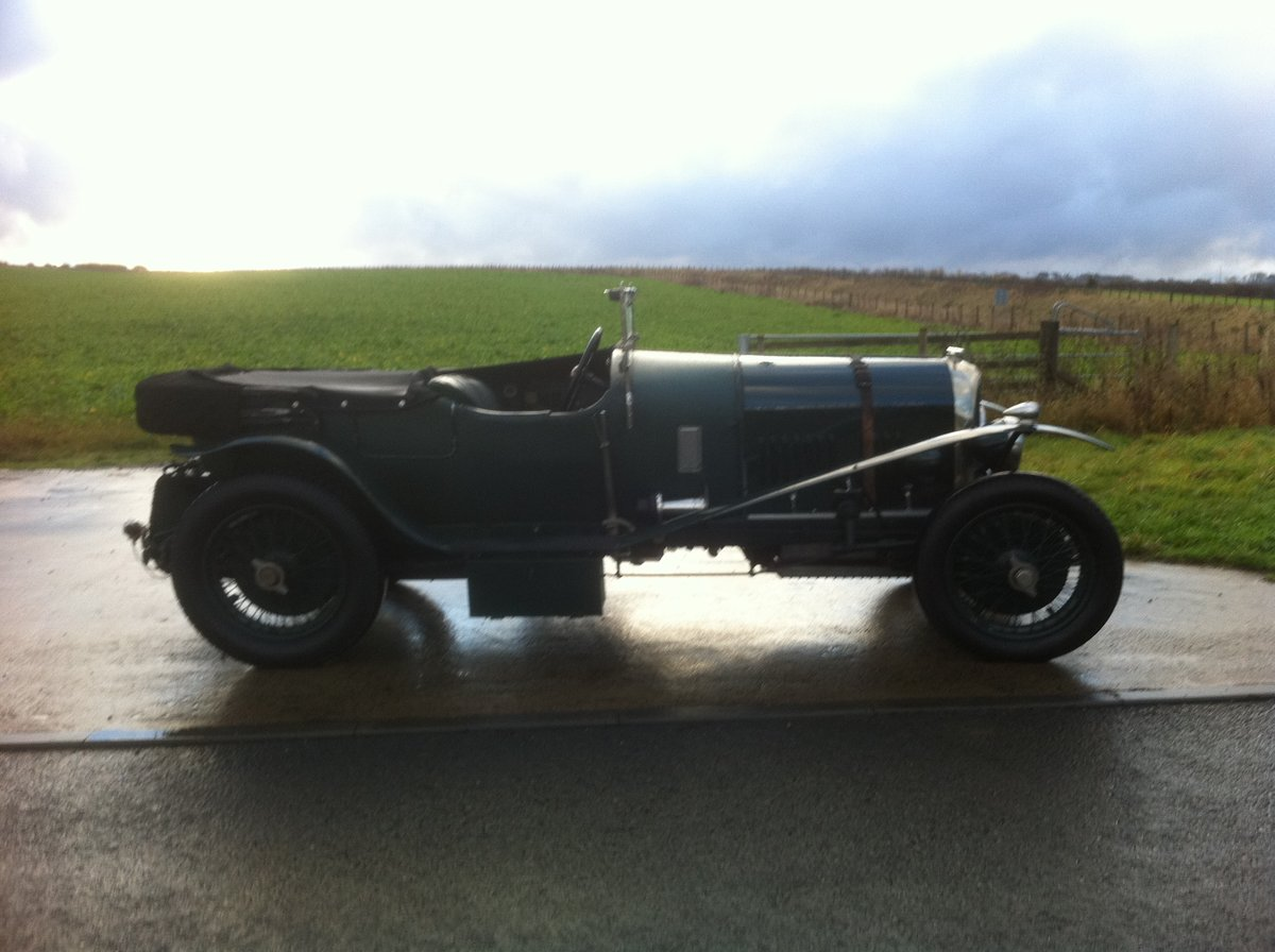 1920 Wanted Bentley WO to MK 6 or R TYPE (picture 1 of 5)