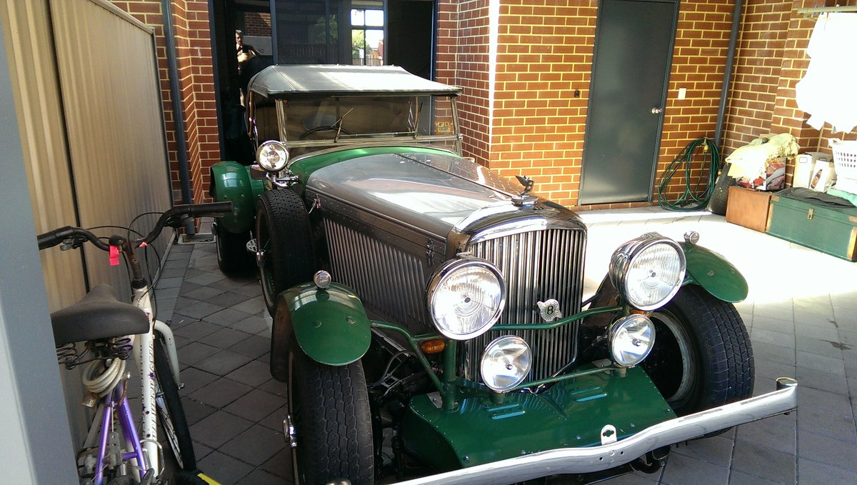 1920 Wanted Bentley WO to MK 6 or R TYPE (picture 2 of 5)