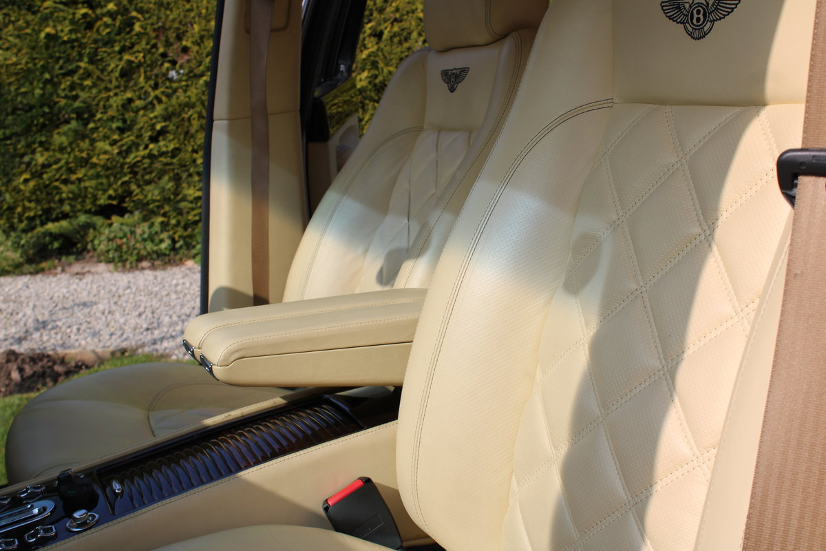 2005 Bentley Arnage t Mulliner  For Sale (picture 3 of 5)