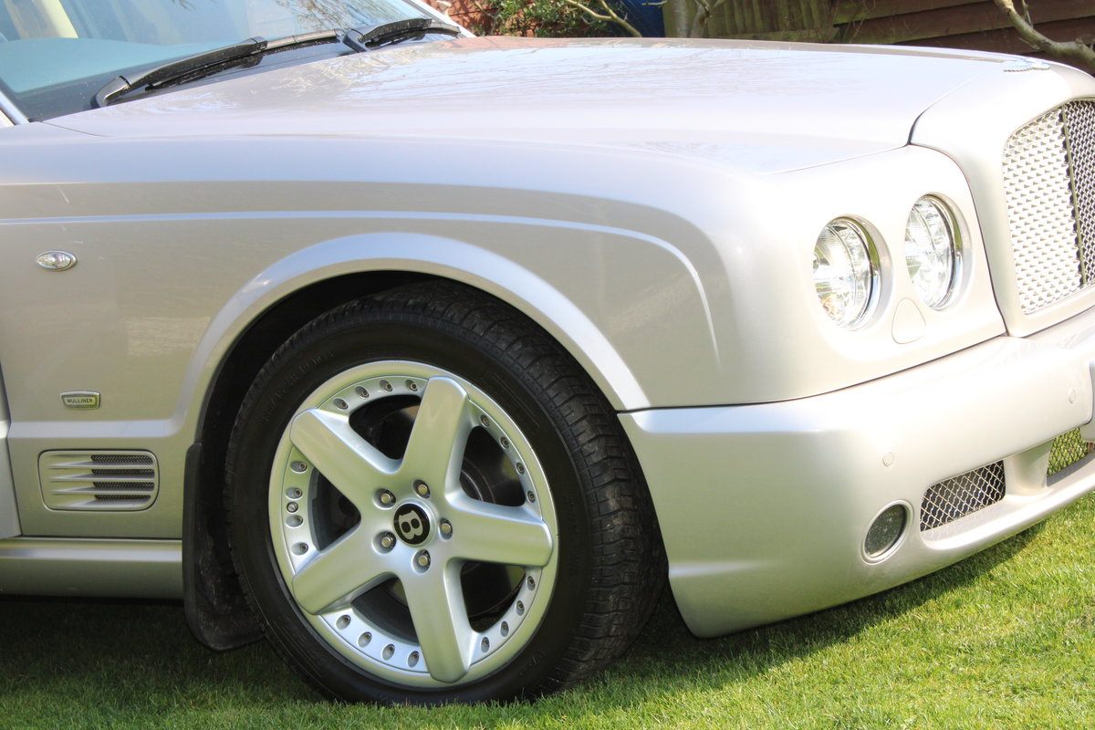2005 Bentley Arnage t Mulliner  For Sale (picture 5 of 5)