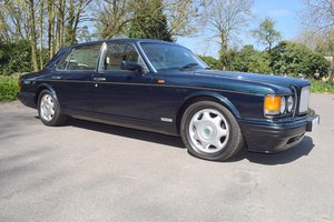 1997 P Bentley Turbo RL MK IV in Black Emerald For Sale