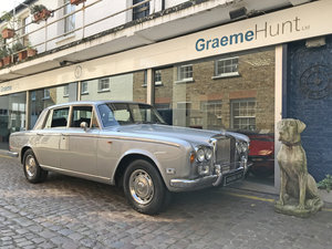 1975 Bentley T series with flared wheel arches SOLD