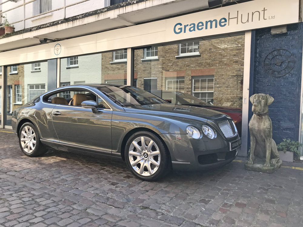 2004 Bentley Continental GT - 3.850 miles only SOLD (picture 1 of 6)