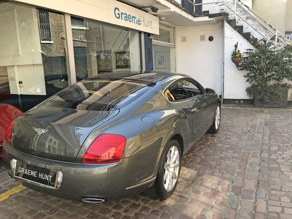 2004 Bentley Continental GT - 3.850 miles only SOLD (picture 5 of 6)