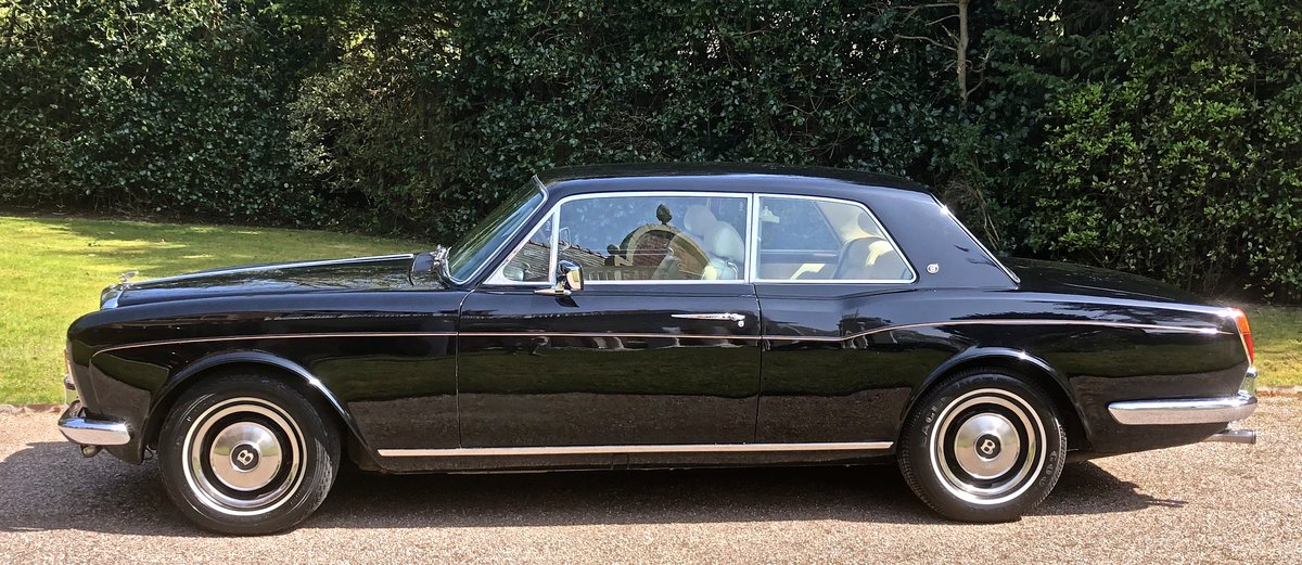 1976 BENTLEY CORNICHE COUPE  For Sale (picture 3 of 6)