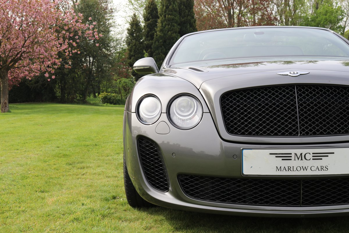 2011 BENTLEY GTC SUPERSPORTS For Sale (picture 6 of 6)