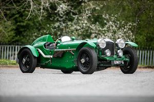 1935 Bentley 7.4 Litre V12 Special   Lot No.: 423 For Sale by Auction