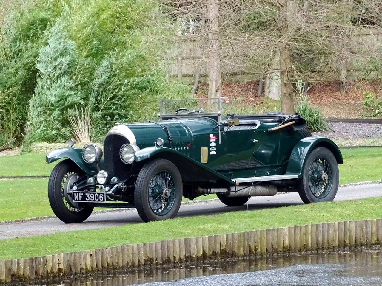 1927 Bentley 3/4.5 Litre Tourer For Sale (picture 1 of 6)