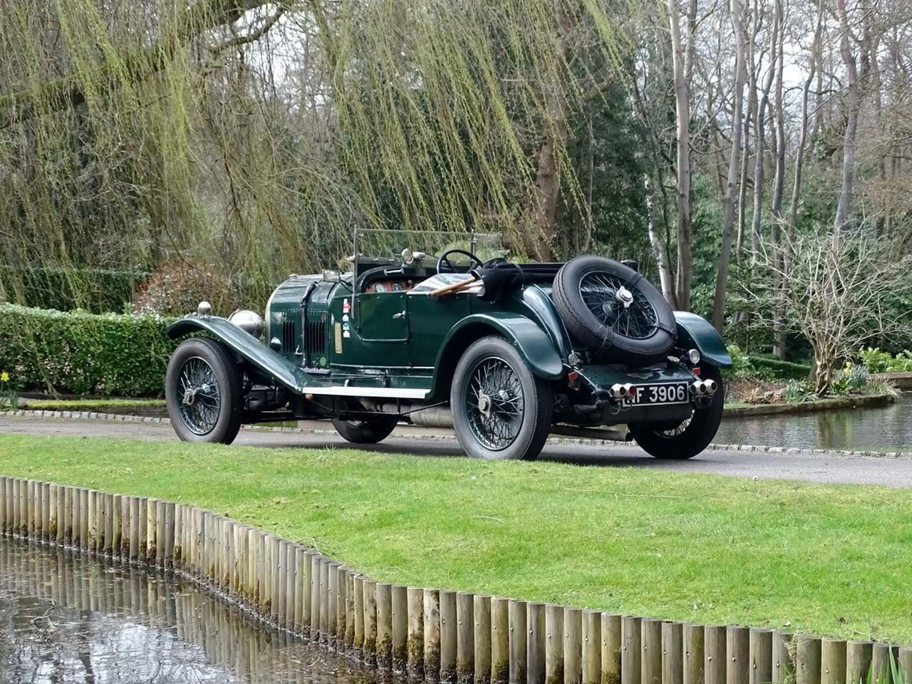 1927 Bentley 3/4.5 Litre Tourer For Sale (picture 2 of 6)