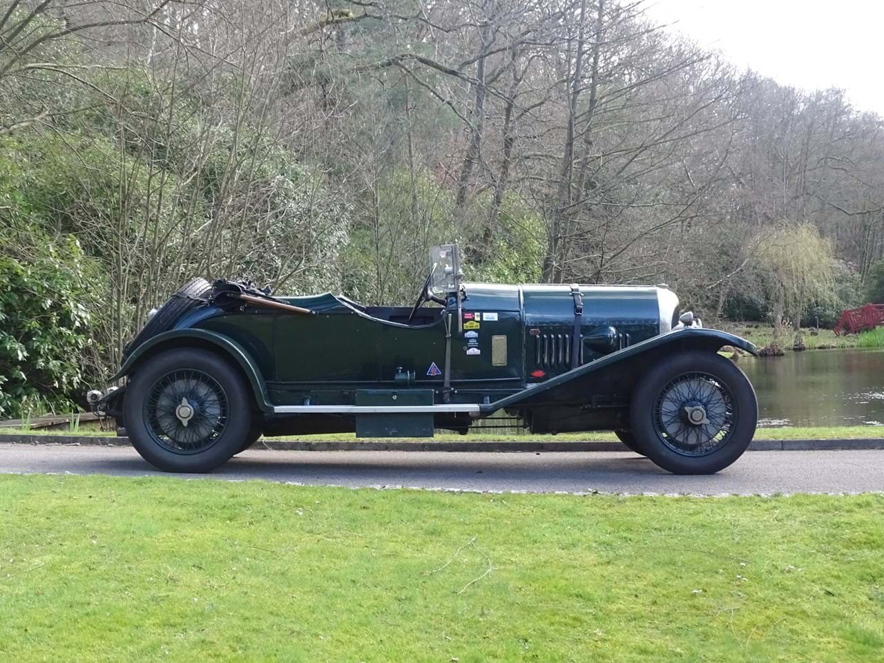 1927 Bentley 3/4.5 Litre Tourer For Sale (picture 3 of 6)