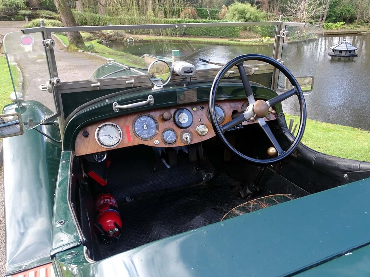 1927 Bentley 3/4.5 Litre Tourer For Sale (picture 4 of 6)