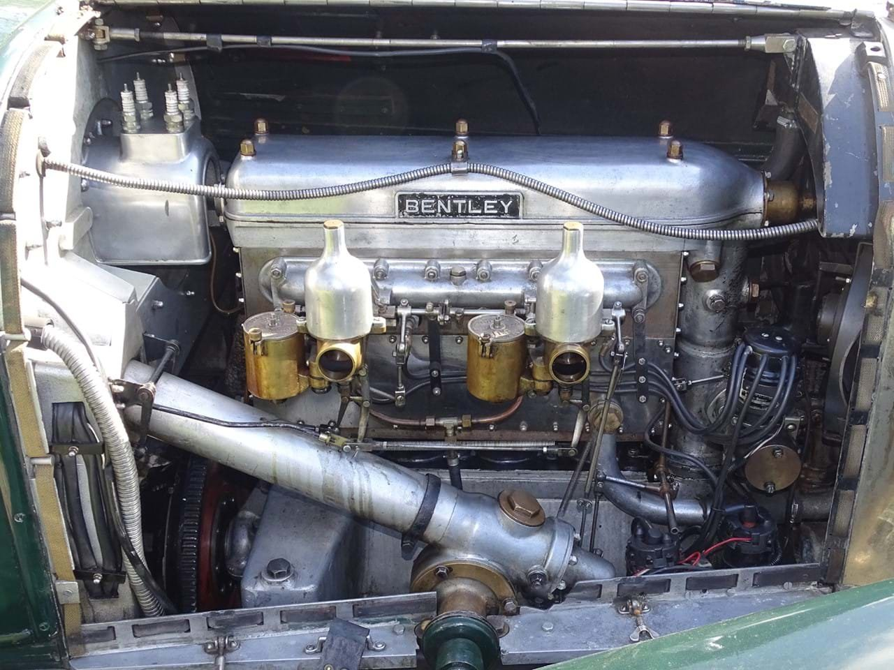 1927 Bentley 3/4.5 Litre Tourer For Sale (picture 5 of 6)
