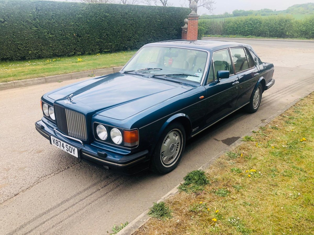 1993 Bentley Brooklands  For Sale (picture 1 of 6)