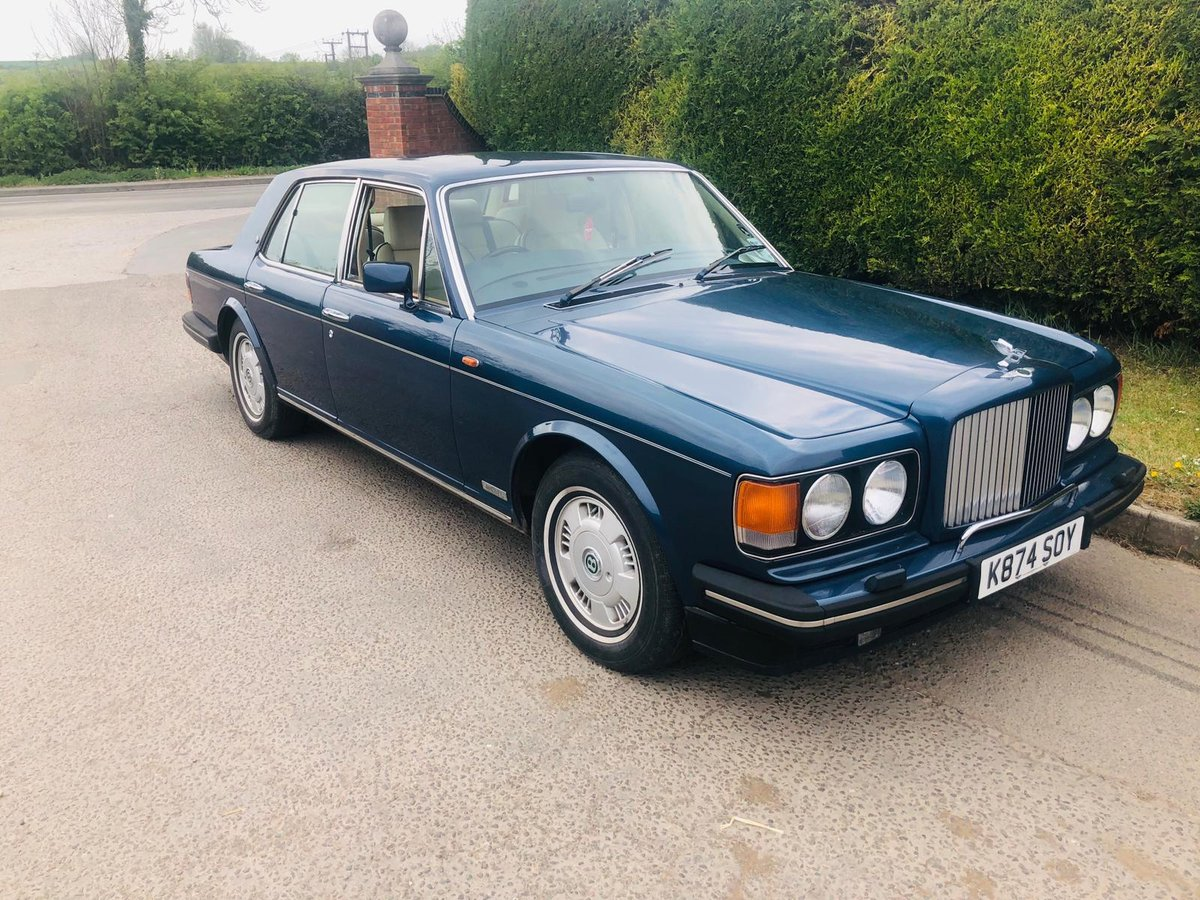 1993 Bentley Brooklands  For Sale (picture 2 of 6)