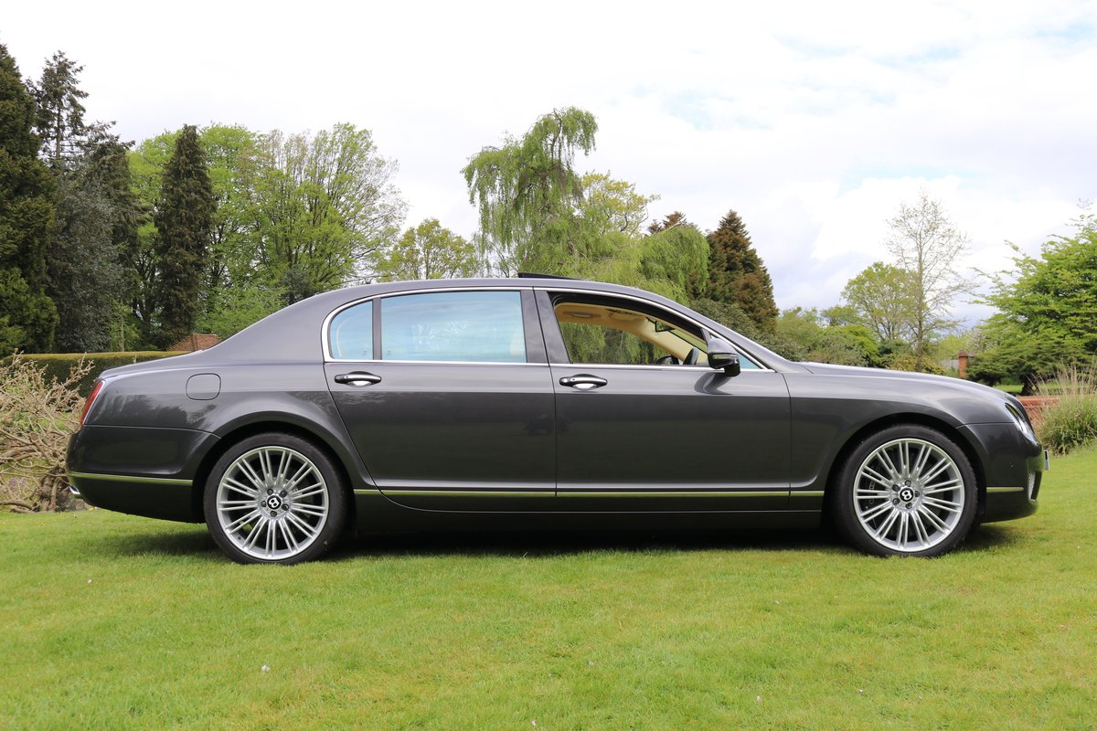 2010 BENTLEY FLYING SPUR SPEED For Sale (picture 2 of 6)
