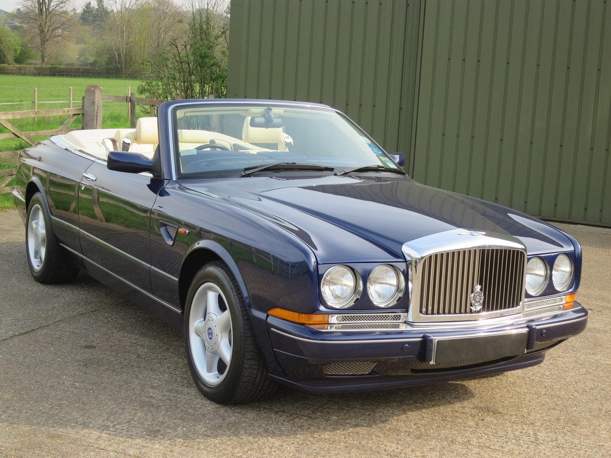 1997 Bentley Azure SOLD (picture 1 of 6)