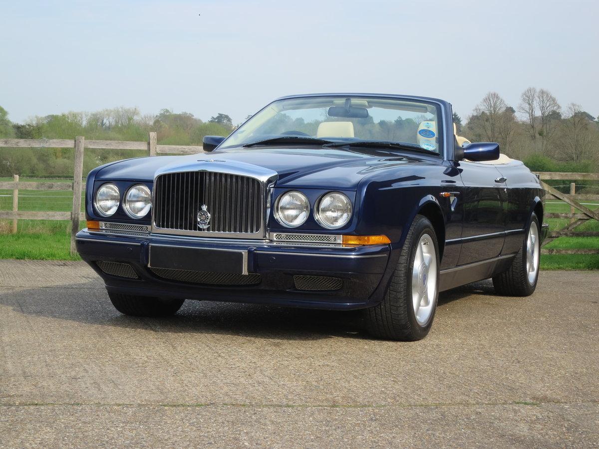 1997 Bentley Azure SOLD (picture 2 of 6)