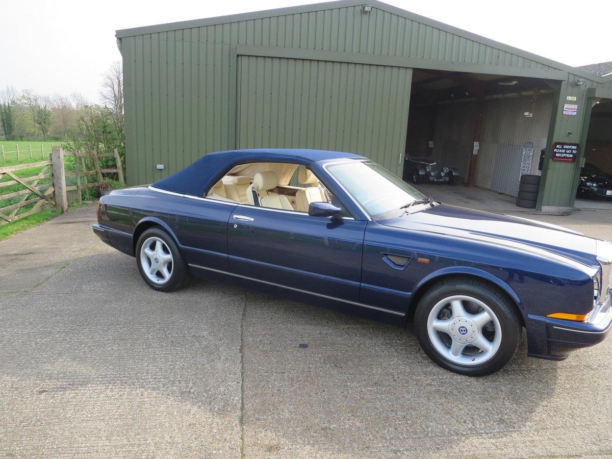 1997 Bentley Azure SOLD (picture 3 of 6)