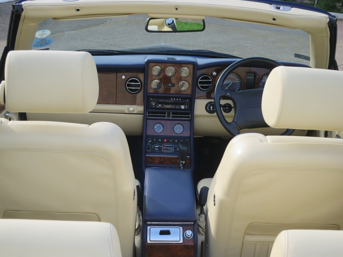 1997 Bentley Azure SOLD (picture 4 of 6)