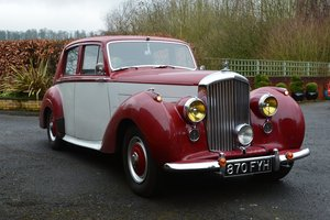 1953 BENTLEY R TYPE. MAKE AN OFFER. For Sale