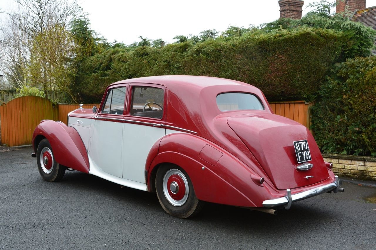 1953 BENTLEY R TYPE For Sale (picture 5 of 6)