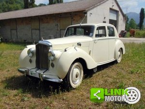 Bentley R Type, anno 1952, iscritta ASI, perfettamente rest For Sale