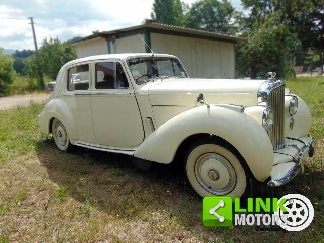 Bentley R Type, anno 1952, iscritta ASI, perfettamente rest For Sale (picture 2 of 6)