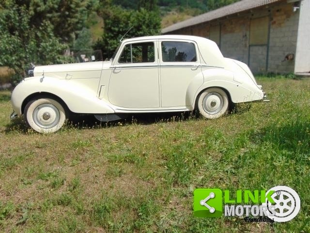 Bentley R Type, anno 1952, iscritta ASI, perfettamente rest For Sale (picture 4 of 6)